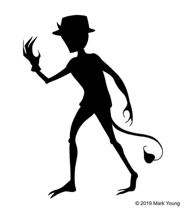 Freddy Demon Artwork FINAL